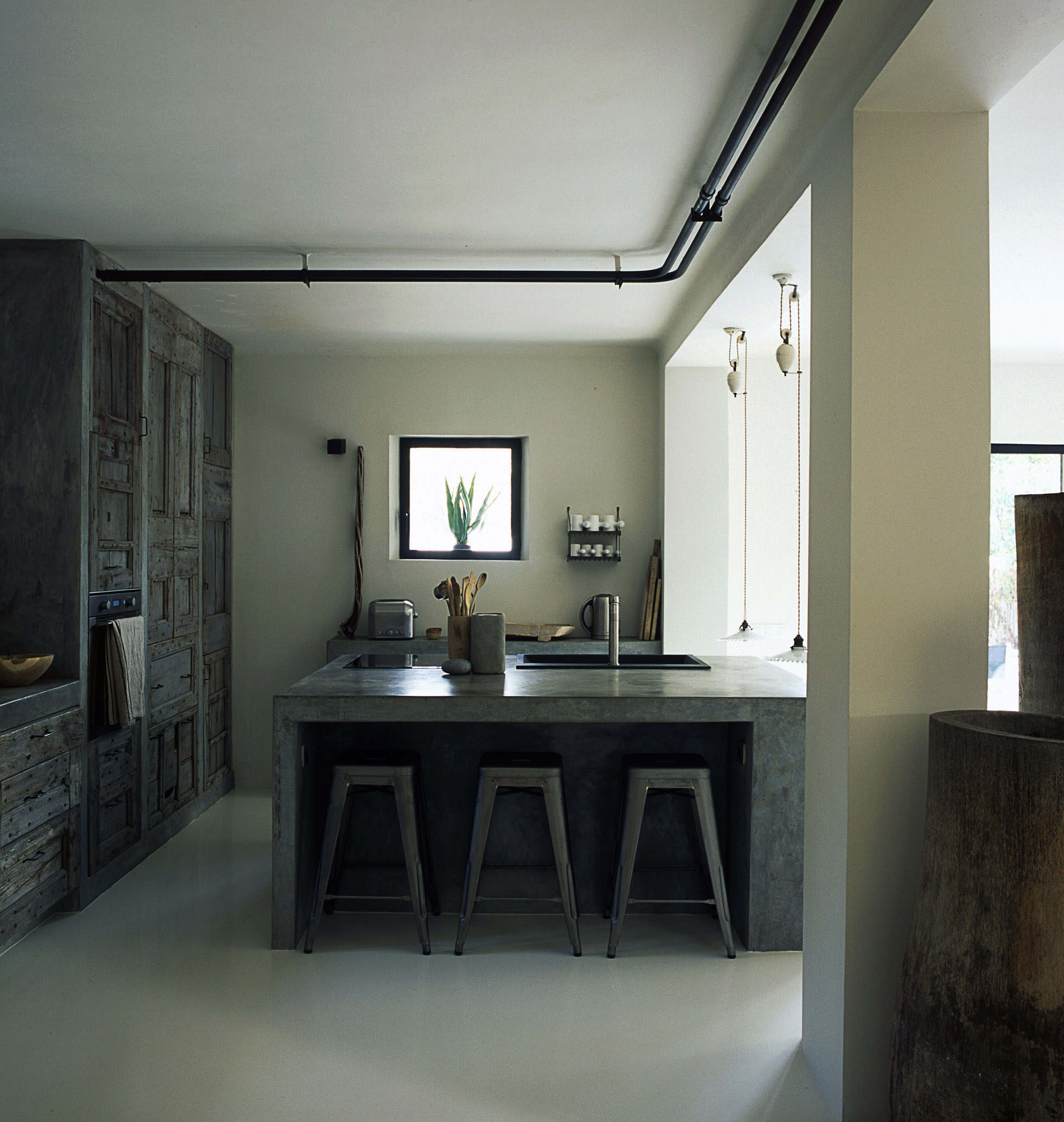 cuisine patchwork laurent passe. Black Bedroom Furniture Sets. Home Design Ideas